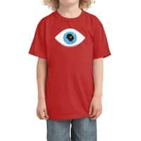 Lazy eye - kids-tee - small view