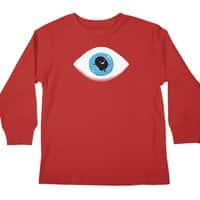 Lazy eye - longsleeve - small view