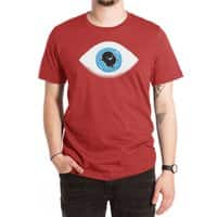 Lazy eye - mens-extra-soft-tee - small view