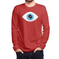 Lazy eye - mens-long-sleeve-tee - small view