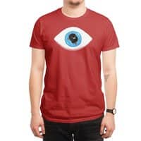 Lazy eye - mens-regular-tee - small view