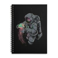 Jellyspace - spiral-notebook - small view