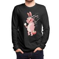 Egg hunting - mens-long-sleeve-tee - small view