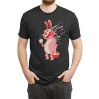 Egg hunting - mens-triblend-tee - small view