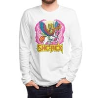 She-Rex: Prehistoric Princess of Power - mens-long-sleeve-tee - small view