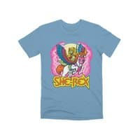 She-Rex: Prehistoric Princess of Power - mens-premium-tee - small view