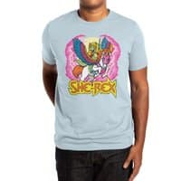 She-Rex: Prehistoric Princess of Power - mens-regular-tee - small view