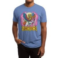 She-Rex: Prehistoric Princess of Power - mens-triblend-tee - small view