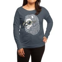Shades - womens-long-sleeve-terry-scoop - small view
