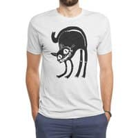 Black Cat - mens-triblend-tee - small view