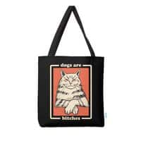 Dogs are... - tote-bag - small view