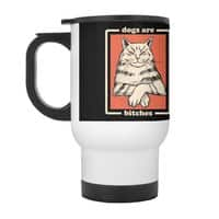 Dogs are... - travel-mug-with-handle - small view