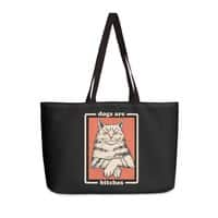 Dogs are... - weekender-tote - small view