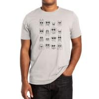 Gang of dogs - mens-extra-soft-tee - small view