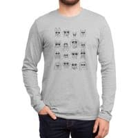 Gang of dogs - mens-long-sleeve-tee - small view