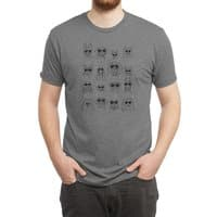 Gang of dogs - mens-triblend-tee - small view