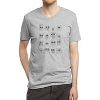 Gang of dogs - vneck - small view