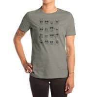 Gang of dogs - womens-extra-soft-tee - small view