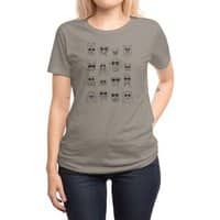 Gang of dogs - womens-regular-tee - small view