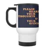 Shut Up And Talk - travel-mug-with-handle - small view