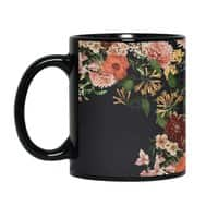 Garden - black-mug - small view