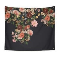 Garden - indoor-wall-tapestry - small view