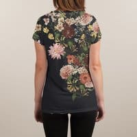 Garden - womens-sublimated-v-neck - small view