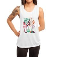 Botany - womens-muscle-tank - small view