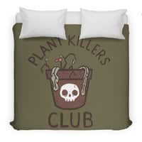 Plant Killers Club - duvet-cover - small view