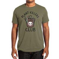 Plant Killers Club - mens-extra-soft-tee - small view