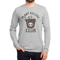Plant Killers Club - mens-long-sleeve-tee - small view