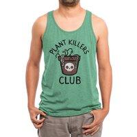 Plant Killers Club - mens-triblend-tank - small view