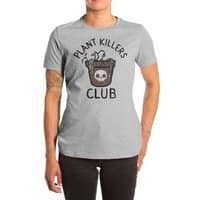Plant Killers Club - womens-extra-soft-tee - small view