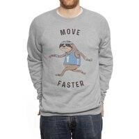 Move Faster - crew-sweatshirt - small view