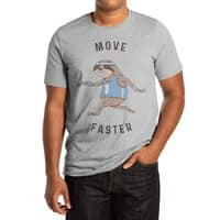 Move Faster - mens-extra-soft-tee - small view