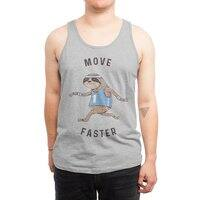 Move Faster - mens-jersey-tank - small view