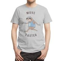 Move Faster - mens-regular-tee - small view