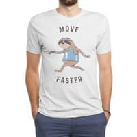 Move Faster - mens-triblend-tee - small view