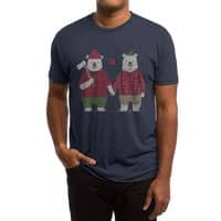 My Bear Valentine - mens-triblend-tee - small view