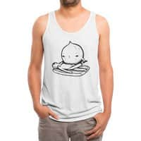 onion role reversal - mens-triblend-tank - small view
