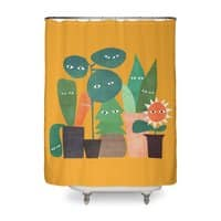 Diabolic Plan(t) - shower-curtain - small view