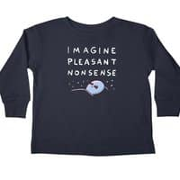 Strange Planet: Imagine Pleasant Nonsense - longsleeve - small view