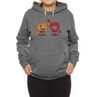 Heart Always Wins ;D - hoody - small view