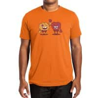 Heart Always Wins ;D - mens-extra-soft-tee - small view