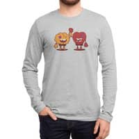 Heart Always Wins ;D - mens-long-sleeve-tee - small view