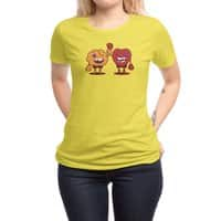 Heart Always Wins ;D - womens-regular-tee - small view