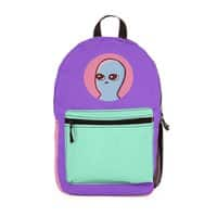 Strange Planet Special Product: Icon - backpack - small view