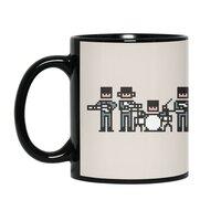The Bitles - black-mug - small view