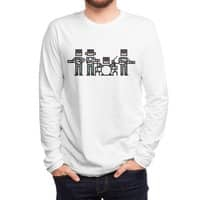 The Bitles - mens-long-sleeve-tee - small view