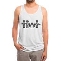 The Bitles - mens-triblend-tank - small view